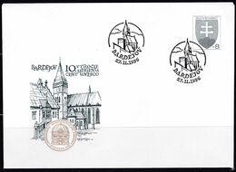 Slowenko, 1996,  U 17, DENKMALSCHUTZ, UNESCO PRESERVATION ORDER, - Postal Stationery