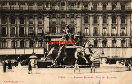 Lyon - Fontaine Bartholdi - Place Des Terreaux - 1906 - Other