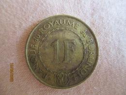 Burundi: 1 Franc 1965 - Burundi