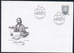 Slowenko, 1997  U 18, Jozef Milan Hurban - Postal Stationery