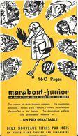 BUVARD BLOTTING PAPER ÉDITEUR EDITIONS MARABOUT-JUNIOR CHEZ LES LIBRAIRES - Andere