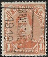 Brasschaet 1919  Nr. 2427B - Precancels