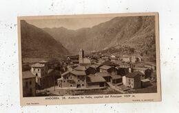 ANDORRE (ANDORRA) ANDORRA LA VELLA CAPITAL DEL PRINCIPAT - Andorra