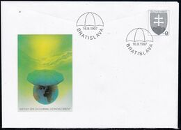 Slowenko, 1997  U 21, Schutz Der Ozonschicht, Protection Of The Ozone Layer, - Postal Stationery
