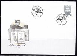 Slowenko, 1997  U 25, Anton Bernolak - Postal Stationery