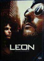 LÉON - Film De Luc Besson - Jean Reno - Nathalie Portman . - Polizieschi