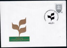 Slowenko, 1998  U 27, Biologische Diversität, Biological Diversity, - Postal Stationery