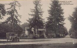 Les Écrennes : Fôret De Villefermoy - Poste Forestier Des Huit-routes - France