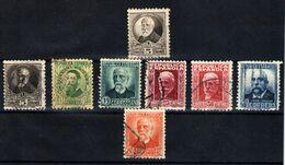 España Nº 655 Y 655/61.  Año 1931-32 - 1931-50 Oblitérés