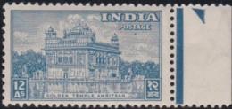 India      .    SG  .     319     .     **      .    MNH        .   /   .   Postfris - 1936-47  George VI