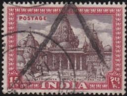 India      .    SG  .    324      .       O         .     Cancelled       .   /   .     Gebruikt - 1936-47  George VI