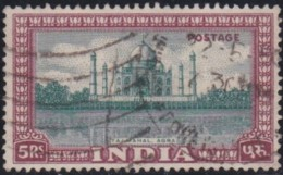 India      .    SG  .    322    .       O         .     Cancelled       .   /   .     Gebruikt - 1936-47  George VI