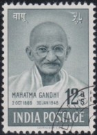 India      .    SG  .    307      .       O         .     Cancelled       .   /   .     Gebruikt - 1936-47  George VI