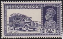 India      .    SG  .     257     .     *      .   Mint-hinged      .   /   .   Ongebruikt - 1936-47  George VI