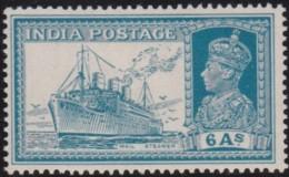 India      .    SG  .     256     .     *      .   Mint-hinged      .   /   .   Ongebruikt - 1936-47  George VI