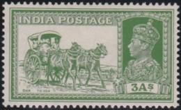 India      .    SG  .     253     .     *      .   Mint-hinged      .   /   .   Ongebruikt - 1936-47  George VI
