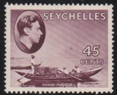 Seychelles     .    SG  .     143a       .     *      .   Mint-hinged      .   /   .   Ongebruikt - Seychellen (...-1976)