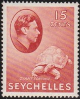 Seychelles     .    SG  .     139ab     .     *      .   Mint-hinged      .   /   .   Ongebruikt - Seychellen (...-1976)
