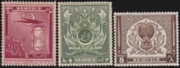 Pakistan    .    SG     .    O  32/34       .    **         .   MNH      .   /   .   Postfris - Pakistan