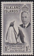Falkland Islands     .    SG     .    180       .   *      .  Mint-hinged     .   /   .    Ongebruikt - Falklandeilanden