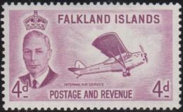 Falkland Islands     .    SG     .    177      .   *      .  Mint-hinged     .   /   .    Ongebruikt - Falklandeilanden