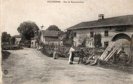 HOUSSERAS-88-RUE DE RAMBERVILLERS - France