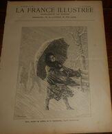 La France Illustrée. N°1831. 1er Janvier 1910. Jean Aicard - Pierre Loti - Le Nouveau Roi Des Belges. - Livres, BD, Revues