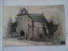 CPA 03   BUXIERES-les-MINES Chateau De La Condemine Dos Simple  TBE - Unclassified