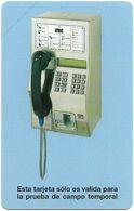 Cuba - Etecsa (Urmet) - Tarjeta Telefonica Urmet Test - 07.1997, 5$P, 30.000ex, Mint - Kuba