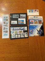 TAAF- Année Complete 2000- Poste +PA + Bloc+ Carnet - Voire Scan ( Port Offert ) - Años Completos