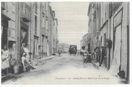 Argeles Sur Mer Rue De La Plage - Argeles Sur Mer