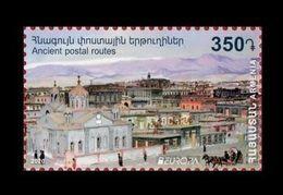 Armenia 2020 Mih. 1151 Europa. Ancient Postal Routes MNH ** - Armenia