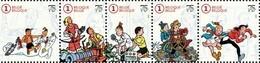 2020 Strip BD Comic Suske & Wiske - Bob Et Bobette Willy Vandersteen MNH !! - Unused Stamps