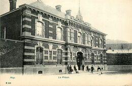 Huy * La Prison * Cpa Dos 1900 * Liège Belgique - Huy