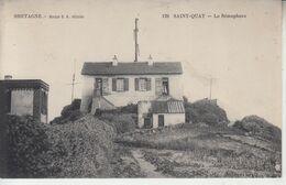 SAINT QUAY - Le Sémaphore ( Phare Lighthouse ) - Saint-Quay-Portrieux