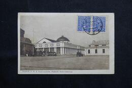POLOGNE - Affranchissement De Poznan Sur Carte Postale En 1929 Pour La France - L 68634 - Briefe U. Dokumente