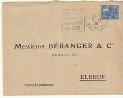 ESC 50c Jeanne D'Arc  Daguin Paviley Seine Inférieure 1929 - 1921-1960: Modern Tijdperk