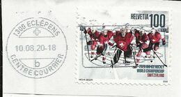 2020: Ice Hockey World Championship Switzerland - Gebraucht