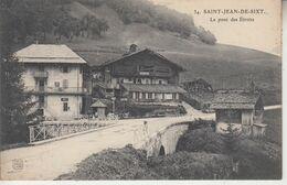 SAINT JEAN DE SIXT - Le Pont Des Etroits   PRIX FIXE - Altri Comuni