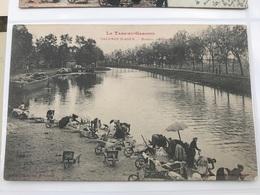 Bassin Du Canal. - Valence