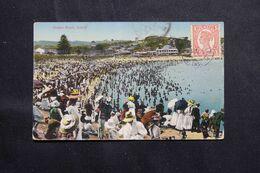 AUSTRALIE - Affranchissement Du Queensland Sur Carte Postale De Sydney En 1912 Pour Beyrouth - L 68657 - Briefe U. Dokumente