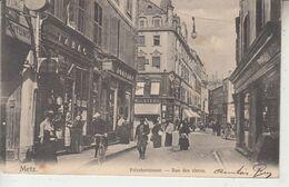 METZ - Priesterstrasse - Rue Des Clercs - Metz