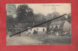 CPA  -  Ferme Du Château De Bussy  -( Somme) - Otros Municipios