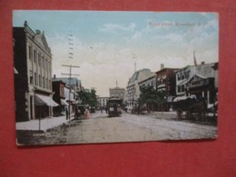 Trolley Broad Street  Bloomfield   New Jersey  > Ref 4308 - Stati Uniti