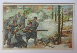 Dr. Thompson's Seifenpulver Der Deutsch-Französische Krieg  1870/71 ♥ (6972) - Kaufmanns- Und Zigarettenbilder