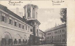 Temesvár, Timisoara , 1903 - Erdelyi  Laktanya , Kaserne , Császári és Királyi Hadsereg , K.u.K . Armee - Romania