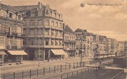 Heist Aan Zee  Boulevard Leopold Leopoldlaan    M 4210 - Heist
