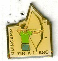 Pin's Tir à L'arc Archery Guingamp - Tiro Con L'Arco