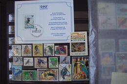 Vogels 78 Zgls En 1 Kaart - Colecciones & Series