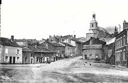 CPA°-1955-08-RENWEZ-Le Vieux Renwez Et L Eglise-Edit C.I.M-TBE - Otros Municipios
